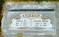 Emery Sharp Anderson