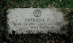 Patricia Eleanor <I>Pool</I> Denzer