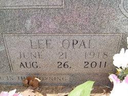 Lee Opal <I>Gaines</I> Denman