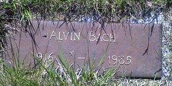 Alvin Bach