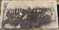 William Sylvanus Dedman