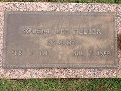Robert Lee Teeler