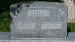 Hannah <I>Mendenhall</I> Clyde