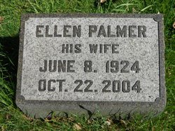 Ellen Jane <I>Palmer</I> Andrews