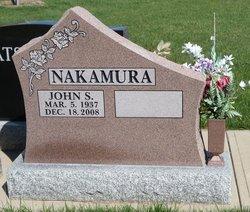 """John S """"Sooner"""" Nakamura"""