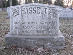 William Blenner Hassett