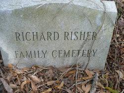 Richard Risher Family Cemetery