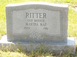 Martha M. <I>Calimer</I> Ritter