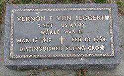 Vernon F Von Seggern