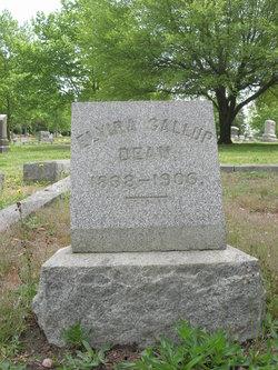 Elvira <I>Gallup</I> Dean