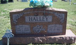 Mary A Halley