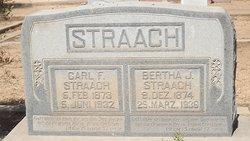 Carl Frederick Straach