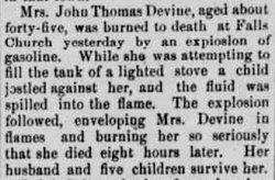 Catherine Devine