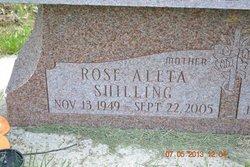 Rose Aleta Shilling