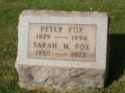 Sarah M. Fox