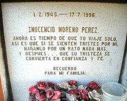 Inocencio Morez Perez