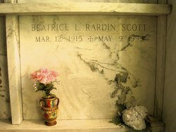 Beatrice <I>Perkins</I> Scott