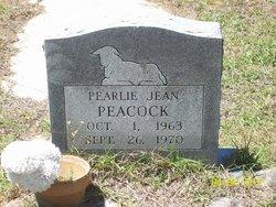 Pearlie Jean Peacock