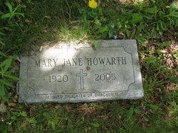 Mary Jane Howarth