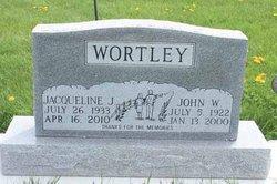 John William Wortley