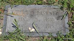 Zelma Odell Dashner