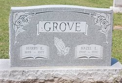 Hazel Lavinia <I>Mummert</I> Grove