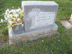 Charlie W Richmond