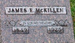 James E McKillen