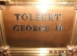 George M. Tolbert