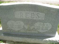 Ethel R. <I>Haas</I> Rees