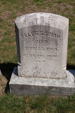 Peleg S Shaw