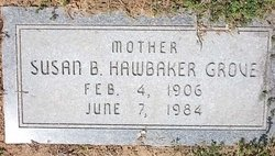 Susan B. <I>Hawbaker</I> Grove