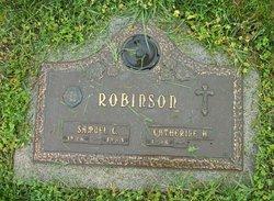 Samuel C Robinson
