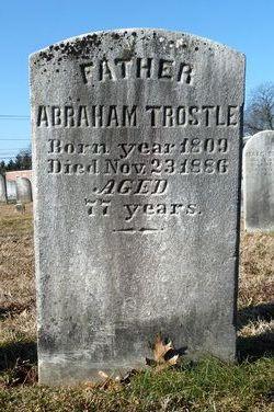 Abraham Trostle
