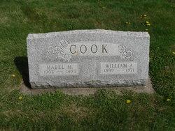 Mabel Marie <I>Thomas</I> Cook