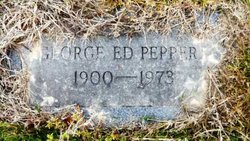 George Ed Peppers