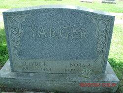 Clyde E Yarger