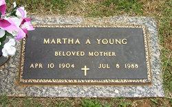 Martha Ann Overton Young