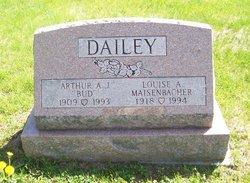 """Arthur A.J. """"Bud"""" Dailey"""