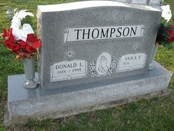 Donald L Thompson