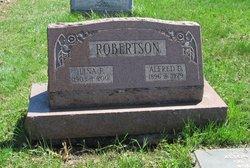 Alfred D. Robertson