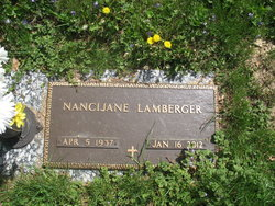 Nancijane <I>Gallagher</I> Lamberger