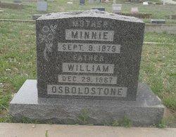 Minnie Osboldstone