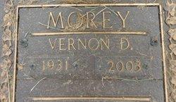 Vernon D Morey