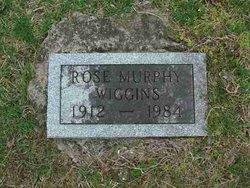 Rose <I>Murphy</I> Wiggins
