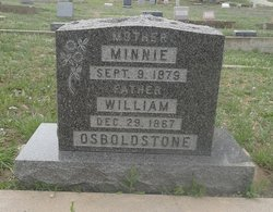 William Osboldstone