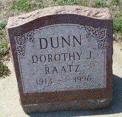 Dorothy J. <I>Raatz</I> Dunn