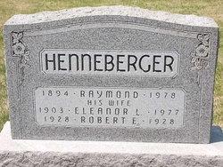 Robert E Henneberger