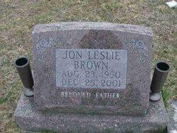 Jon Leslie Brown