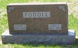 """Helena E. """"Lena"""" <I>Schluter</I> Podoll"""